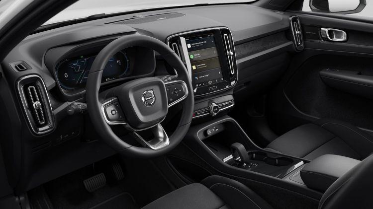 Oferta Volvo C40 Alectrico Agosto 2021 07 Interior