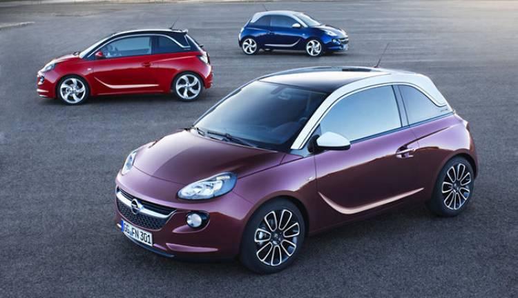 El Opel Adam estrena motor 1.0 de 3 cilindros en el Salón de Ginebra