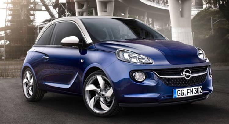 Un lavado de cara inspirado en el Adam a la vista para el Opel Corsa