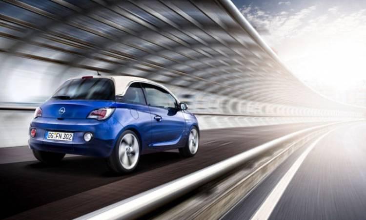 El Opel Adam cabrio está ya en camino
