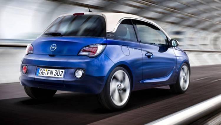 El Opel Adam quizá llegue a Estados Unidos como Buick