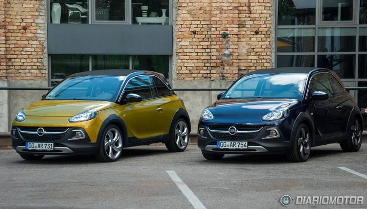 Opel ADAM 1.0 ECOTEC 115 CV
