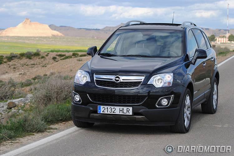 Opel Antara 2.2 CDTI 184 CV 4x4