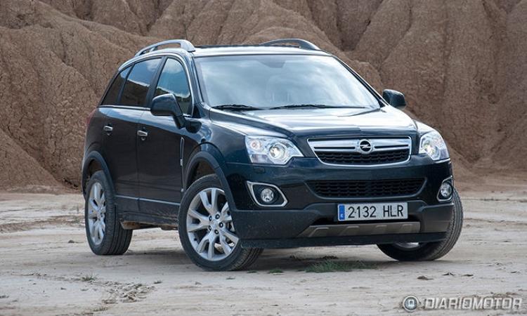 Opel Antara 2.2 CDTI de 184 CV Excellence 4x4