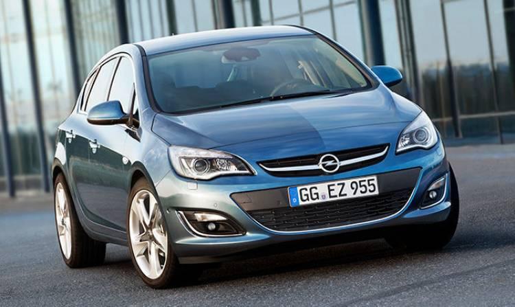 ¿Una nueva generación del Opel Astra en 2015?