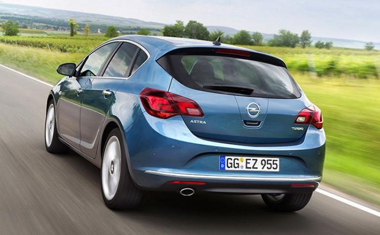 Opel Astra 2016: nuevos detalles de la próxima generación