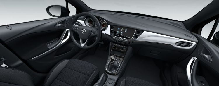 Opel Astra 2020 4