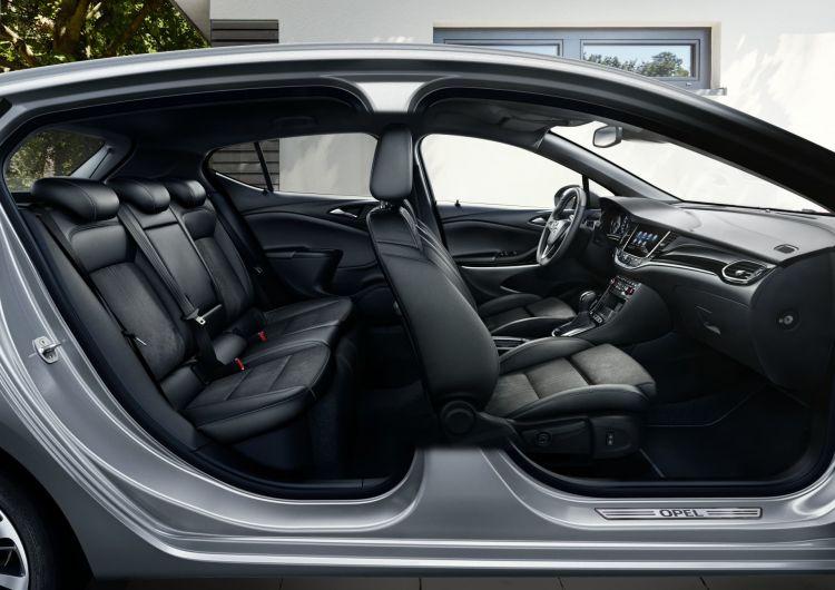 Opel Astra 2020 Presentacion 012