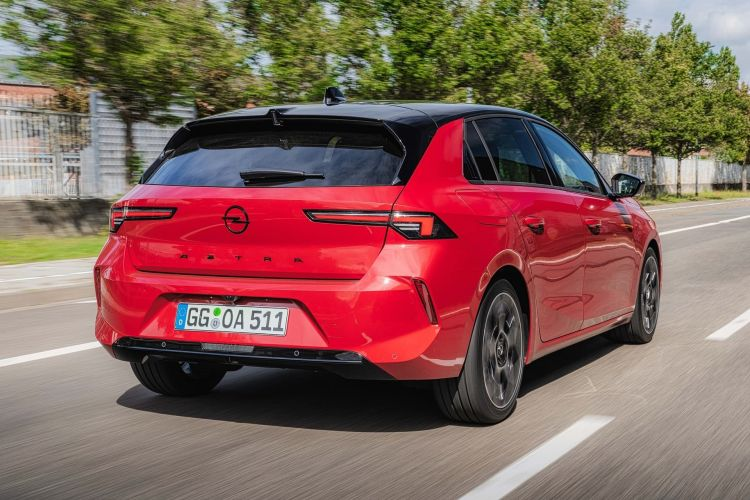 The All New Opel Astra