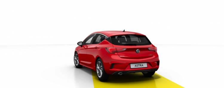 Opel Astra Gsi Line Dm 1