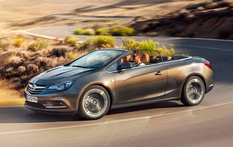 Opel Cabrio: estrenando un nuevo motor gasolina de 200 caballos