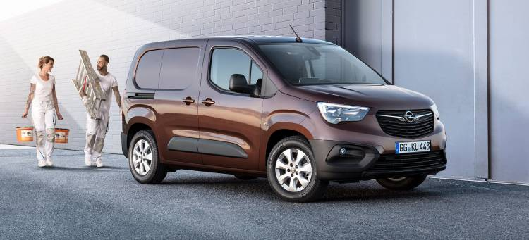 Opel Combo 2018 11