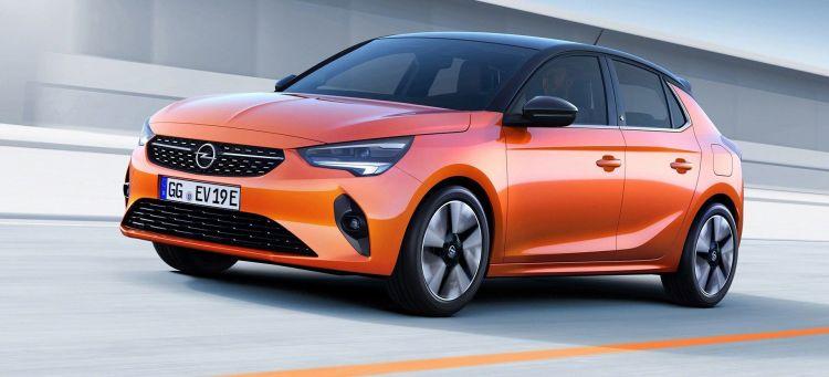 Opel Corsa 2019 Fotografias Filtradas 08