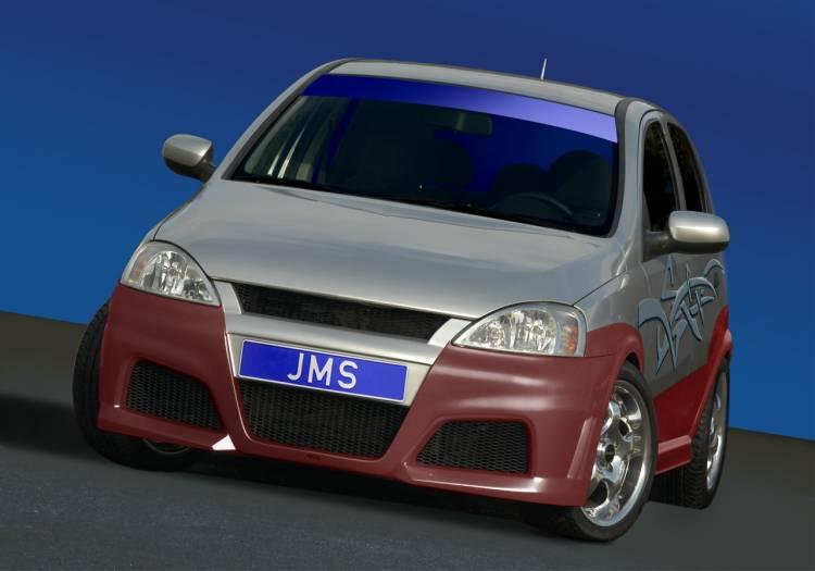 Opel Corsa C por JMS