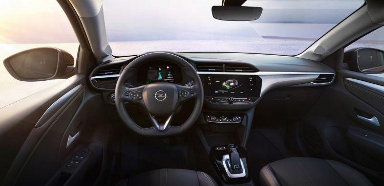2019 Opel Corsa E