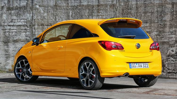 Turbo Power For New Opel Corsa Gsi