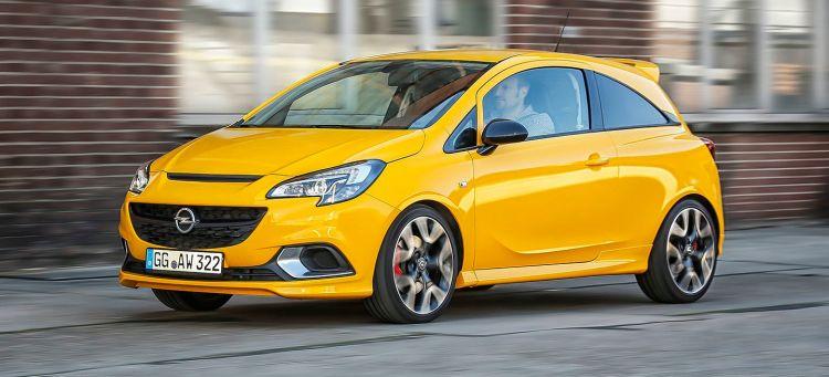 Turbo Power For New Opel Corsa Gsi