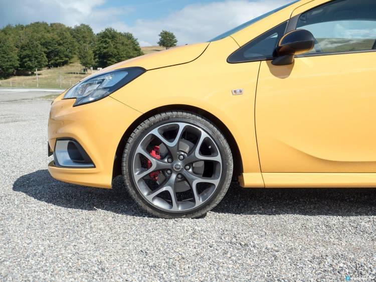 Opel Corsa Gsi Exterior 00004