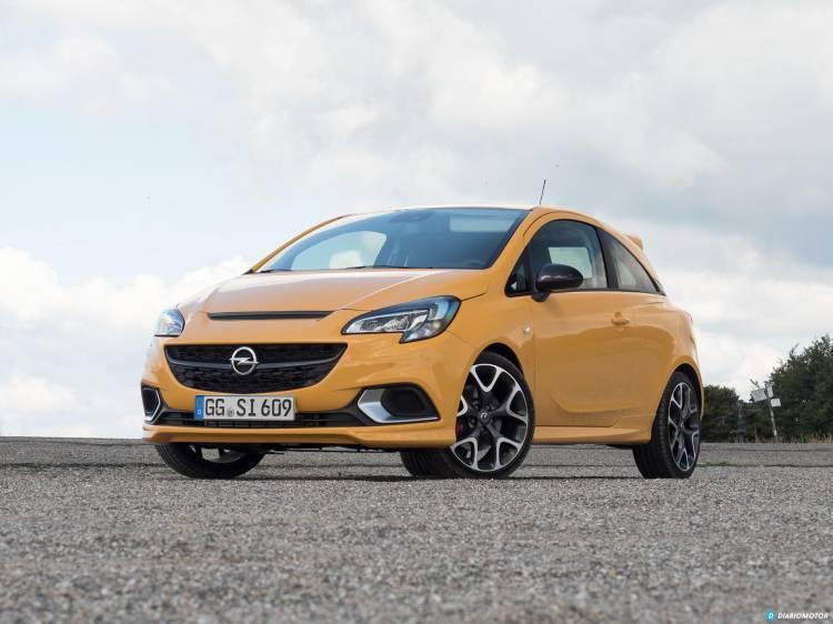 Opel Corsa Gsi Exterior 00010