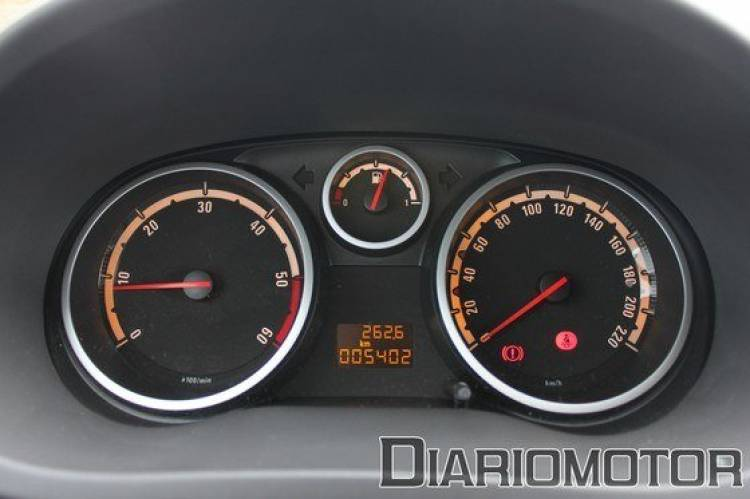 Opel Corsa GSi 1.7 CDTI, a prueba (II)
