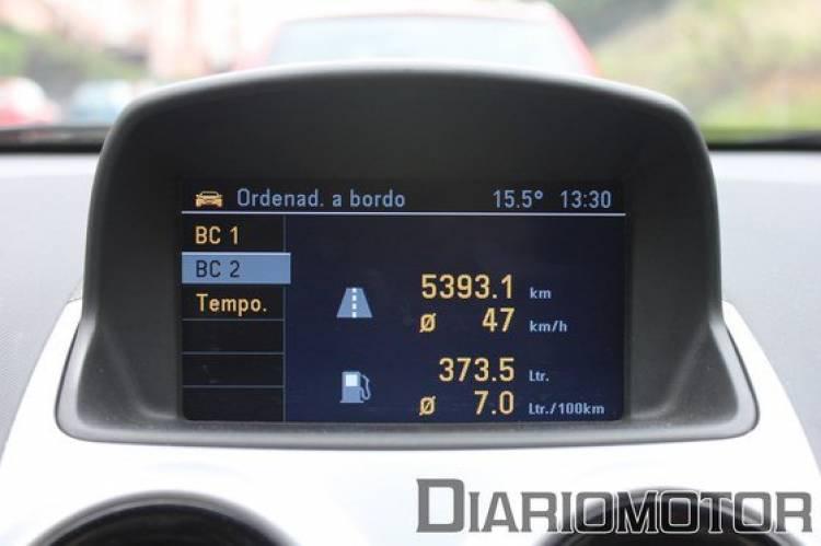 Opel Corsa GSi 1.7 CDTI, a prueba (III)