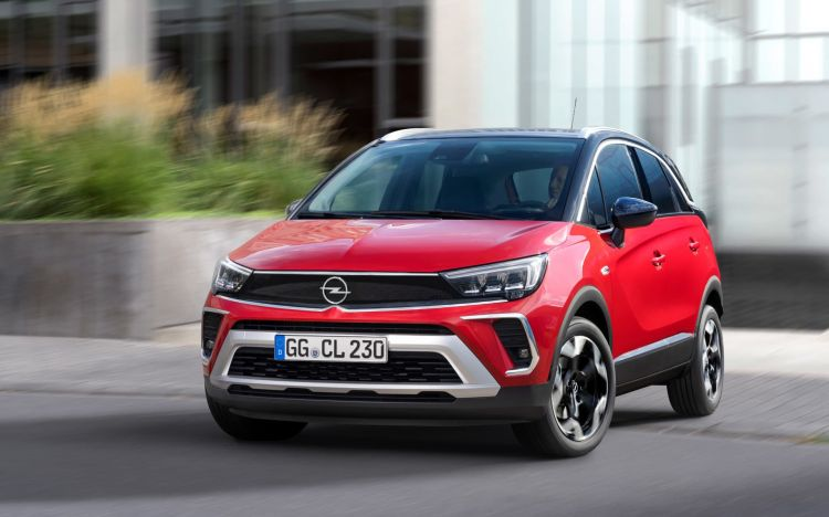 Opel Crossland 2021 03