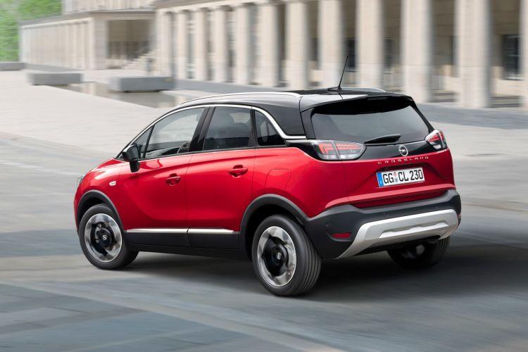 Opel Crossland 2021 04