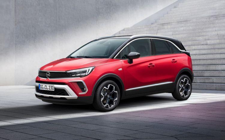 Opel Crossland 2021 05
