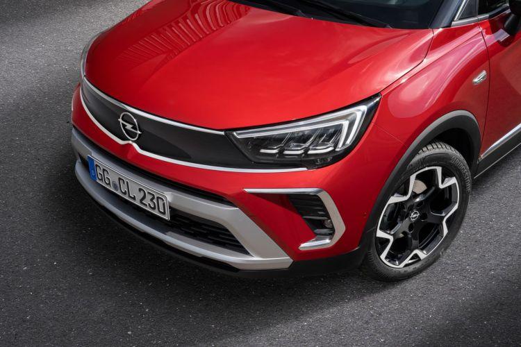 Opel Crossland 2021 06