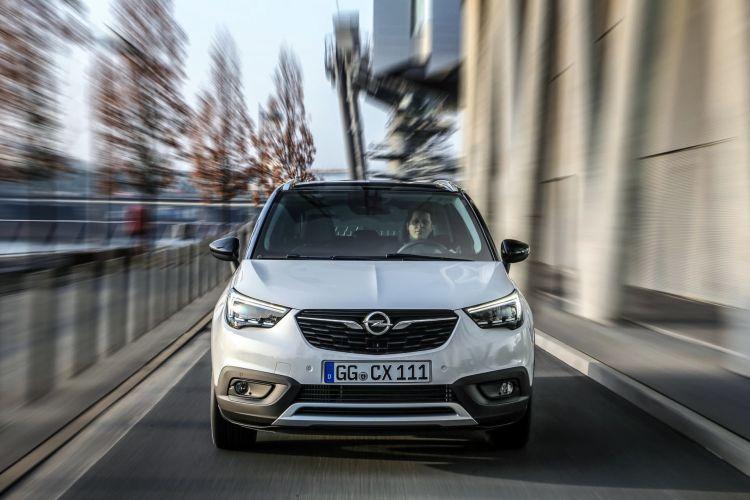Opel Crossland X Agosto 2020 02