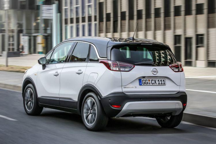 Opel Crossland X Agosto 2020 03