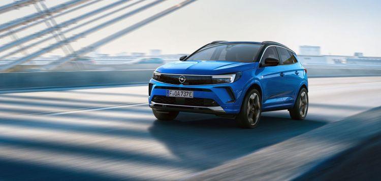 Opel Grandland 2021 P