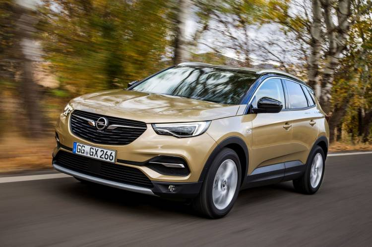 Top diesel for Opel Grandland X