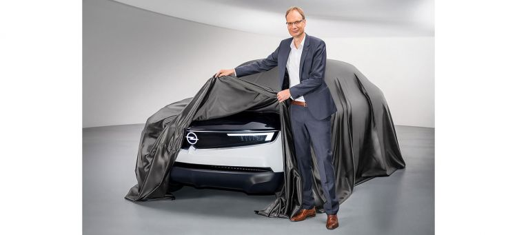 Opel Gt X Experimental Adelanto