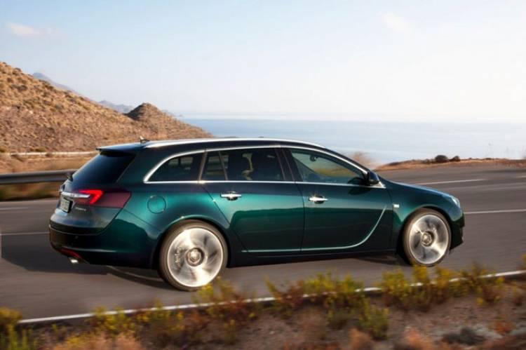 Opel está dispuesta a adentrarse en el espíritu allroad con el Insignia