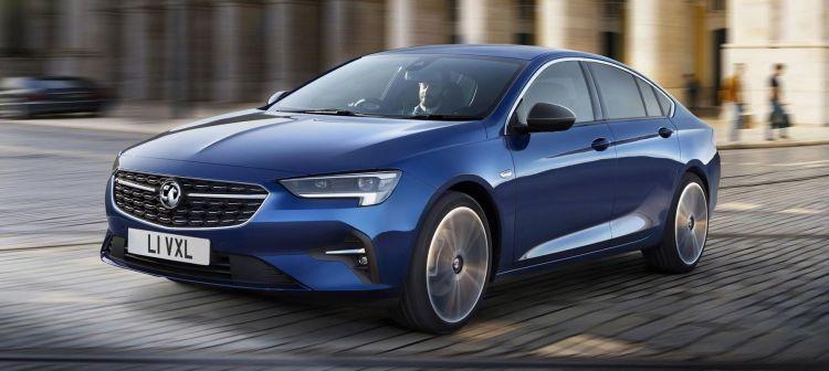 Opel Insignia 2020 P