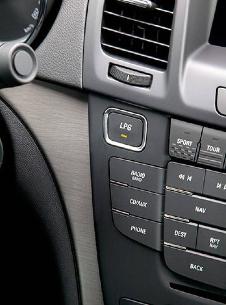 Opel Insignia LPG ecoFLEX