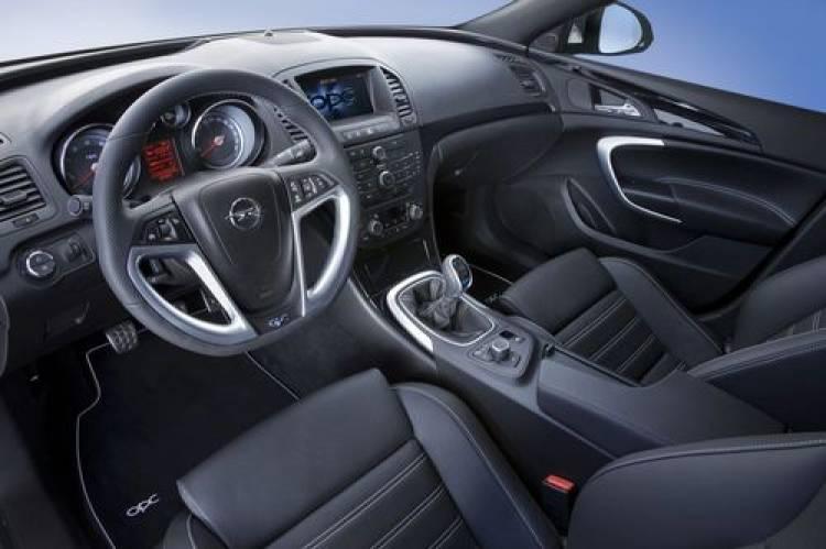 Opel Insignia OPC, primeras imágenes
