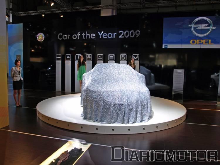 Opel Insignia OPC en el Salón de Barcelona