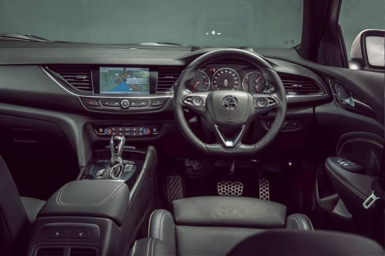 Opel Insignia V6 9