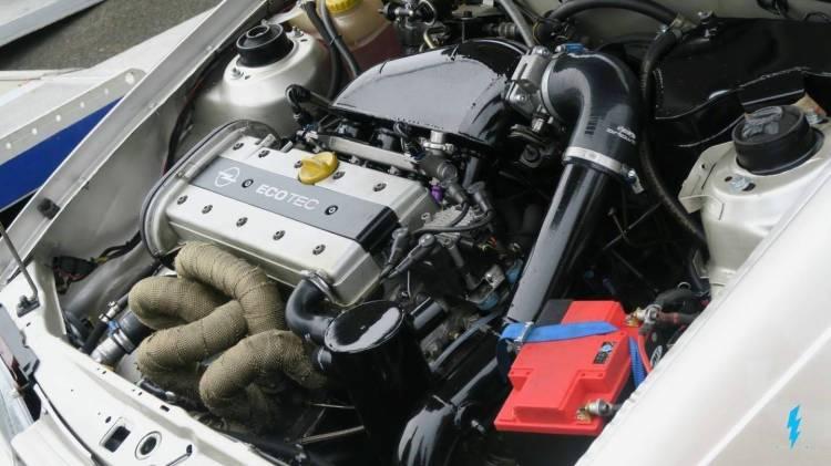 Opel Kadett Wkt 4