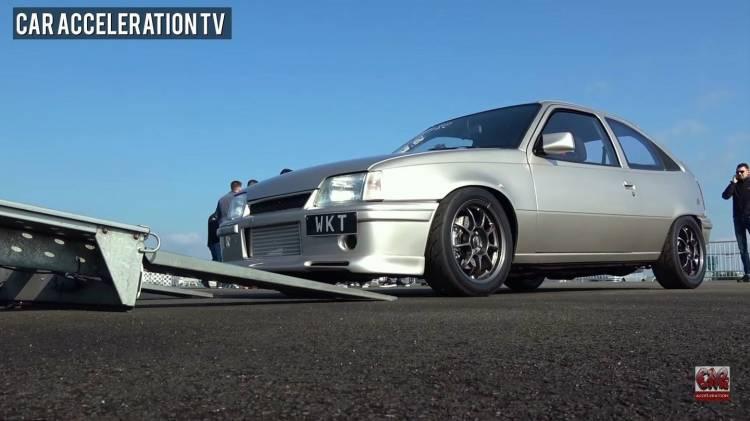 Opel Kadett Wkt 5