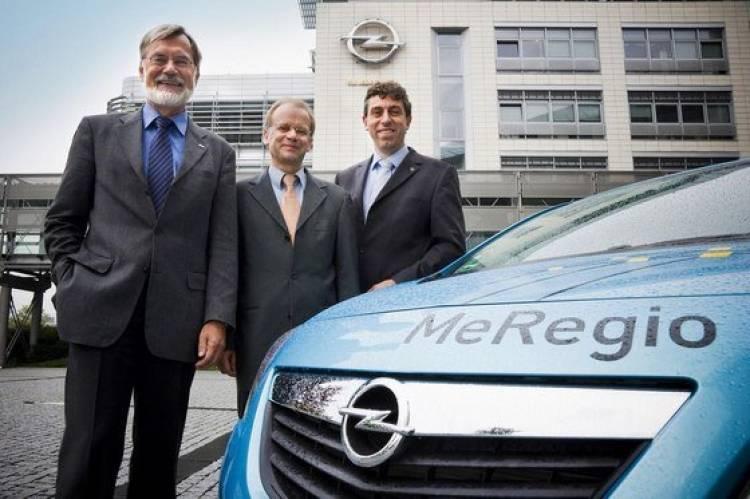 Opel Meriva EV, primeros detalles