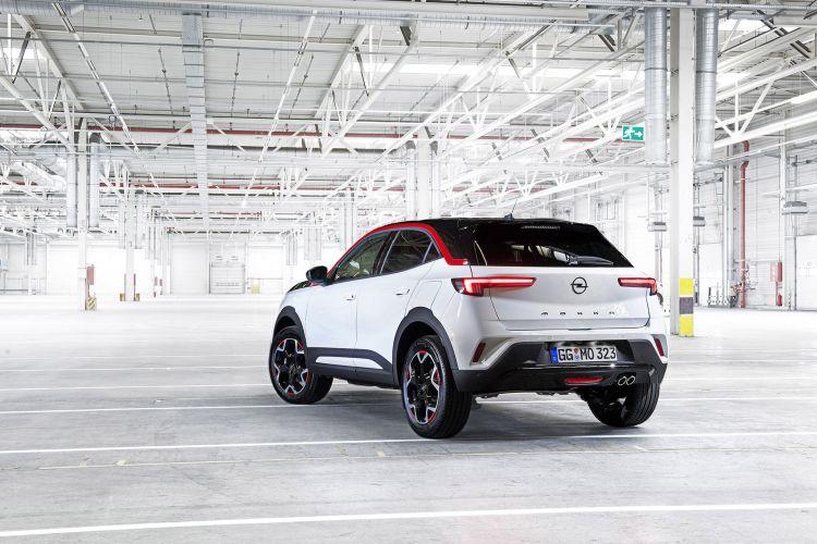 Opel Mokka 2021 Prueba 04