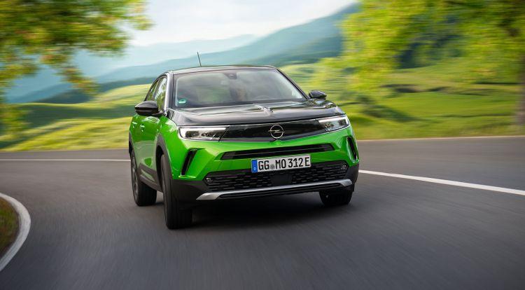 Opel Mokka 2021 Prueba 15