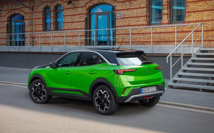 Opel Mokka 2021 Prueba 25