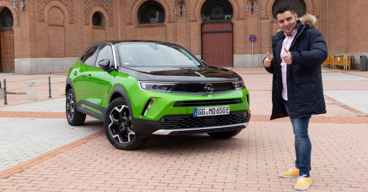 Opel Mokka 2021 Prueba Video