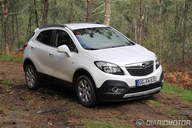 Opel Mokka 1.7 CDTI 130 CV