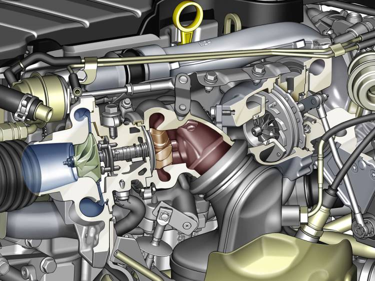 Opel Motor Gasolina Citroen Peugeot Ds 02