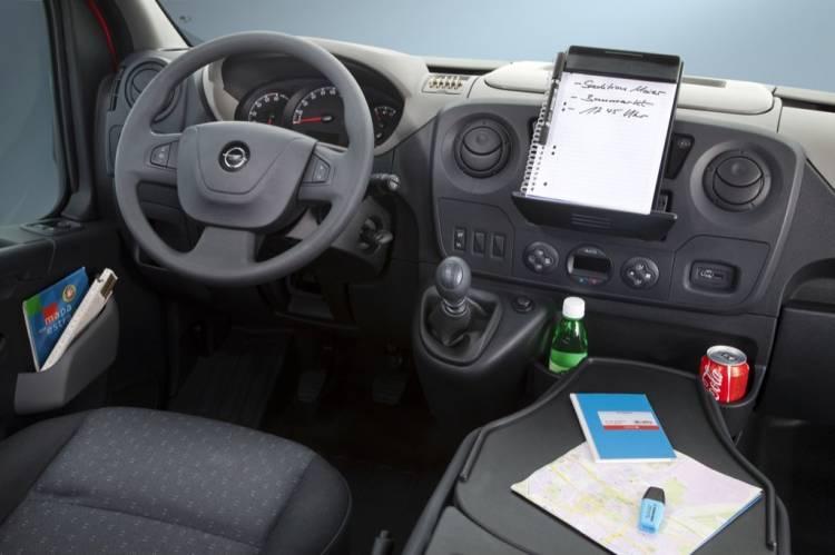 Opel Movano 2010